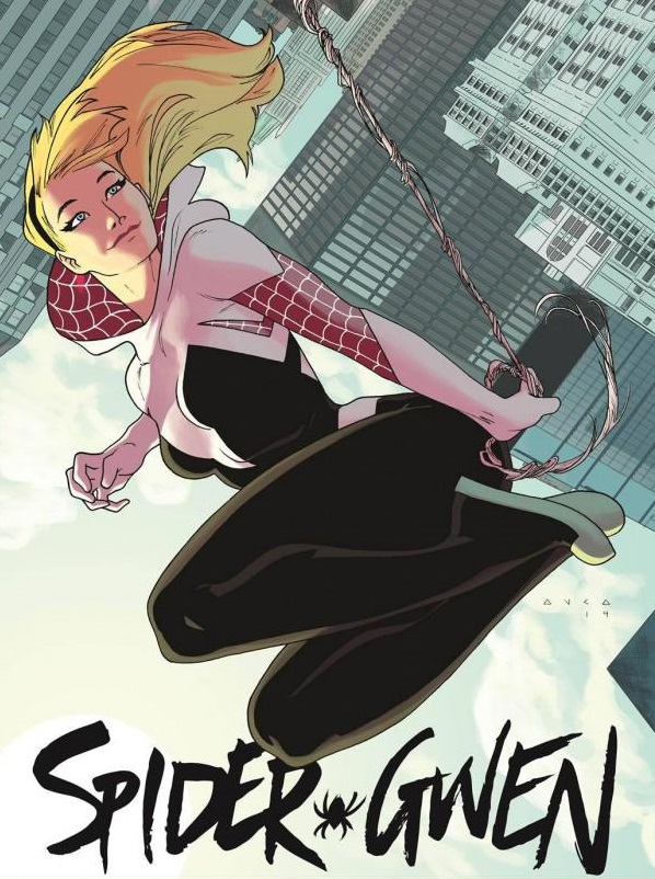 REVIEW: Spider-Gwen #1