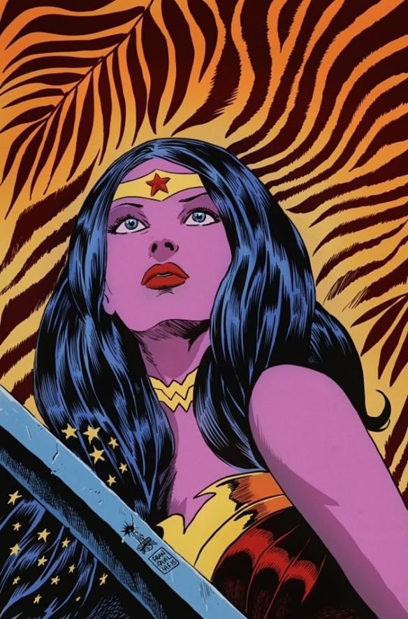 Wonder Woman by Francesco Francavilla
