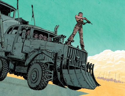 Cliff Chiang