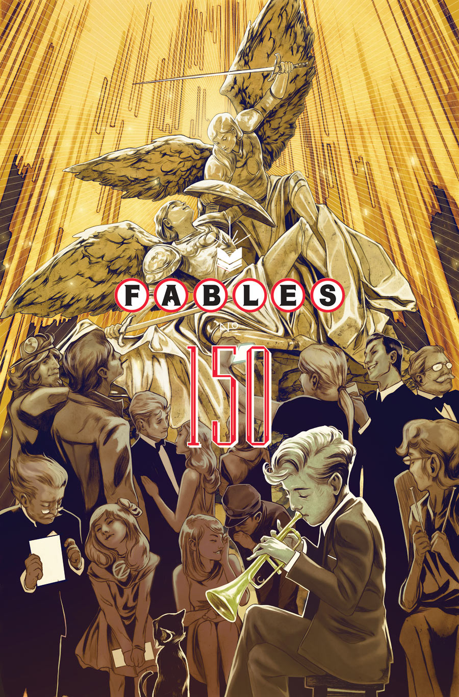 REVIEW: Fables #150
