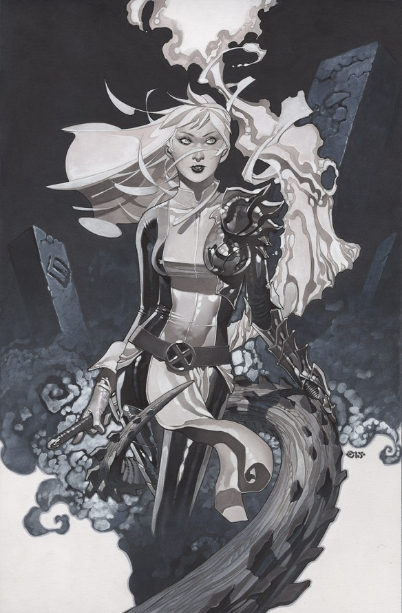Magik by Christopher Stevens