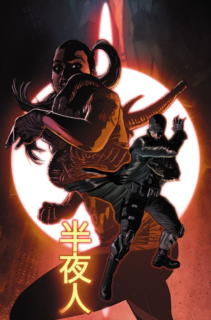 REVIEW: Midnighter #2