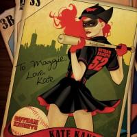 REVIEW: DC Comics Bombshells #1