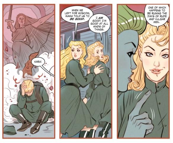 Bombshells #1 - Supergirl