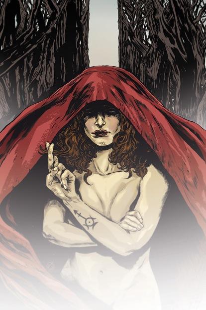 Black Magick #4 (Image Comics)
