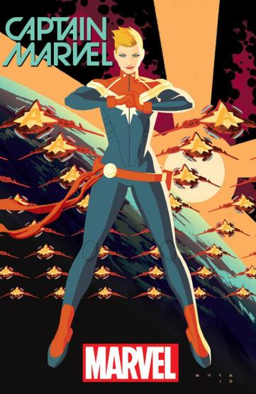 Captain Marvel #1 (Marvel Comics)