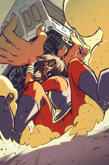 Ms Marvel #4 (Marvel Comics)