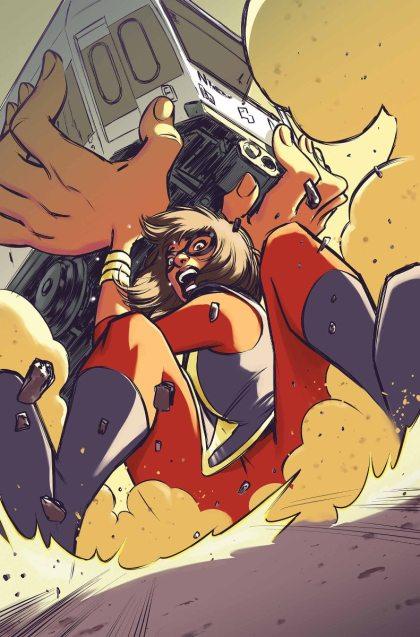 Ms Marvel #4 (Marvel Comics)