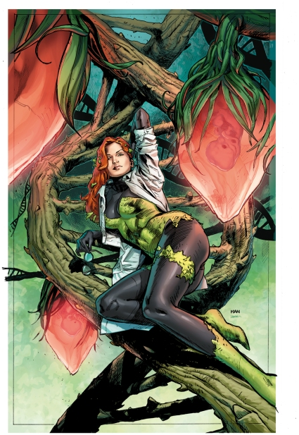 Poison Ivy: Cycle of Life and Death #1 (DC Comics)