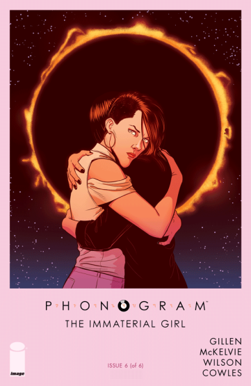 Phonogram: The Immaterial Girl #6 (Image Comics)