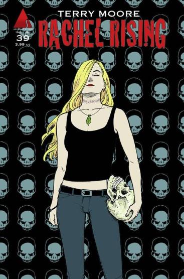 Rachel Rising #39 (Abstract Studios)