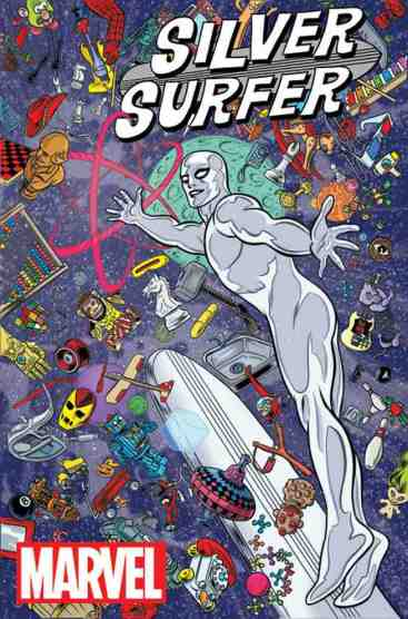 Silver Surfer #1 (Marvel Comics)