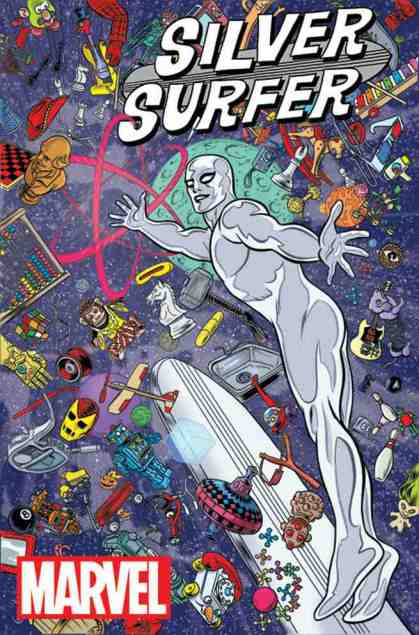 Silver Surfer #1 (Marvel Comics)