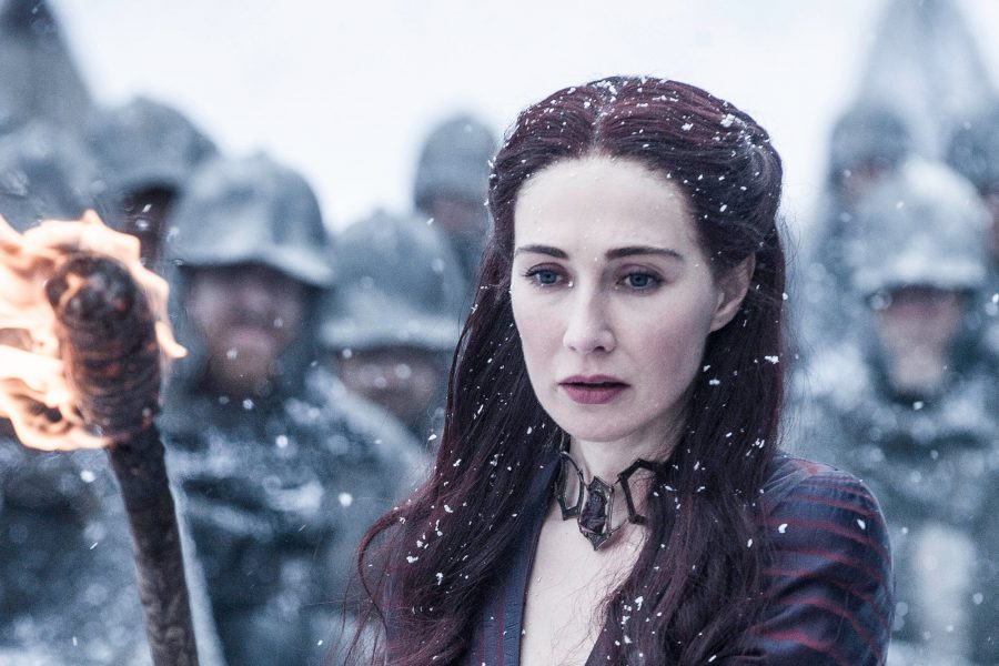 Game of Thrones Podcast: Undressing The RedWoman