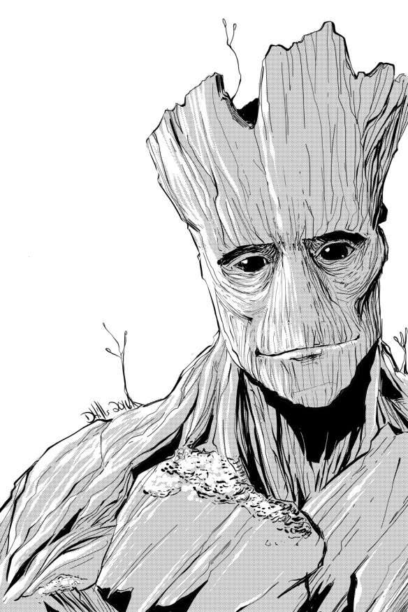 Groot by Dough Hills
