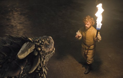 tyrion and dragons