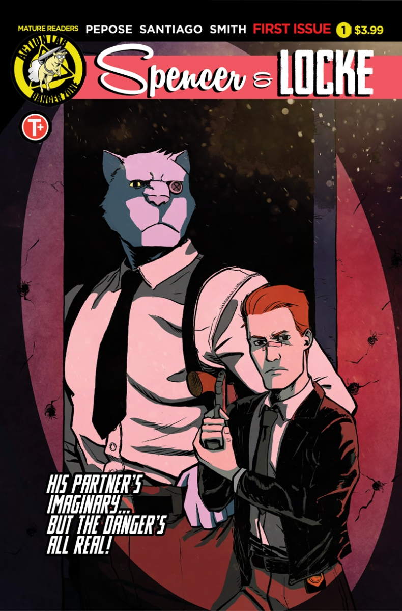 G3 Review: Spencer & Locke #1
